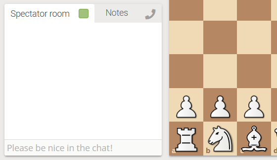 Lichess Chat