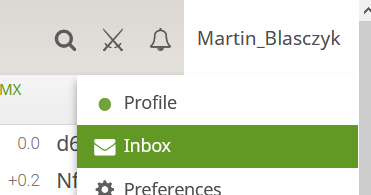 Lichess Inbox